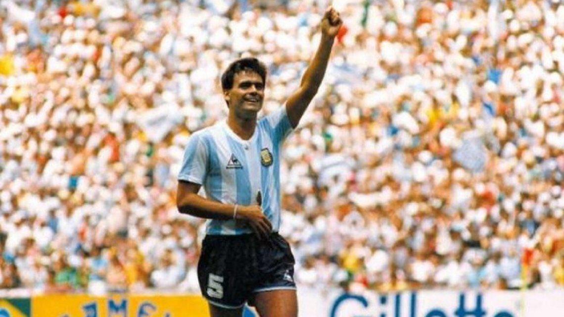 luis brown3 - World Cup 1986 winner Jose Luis Brown dies at 62