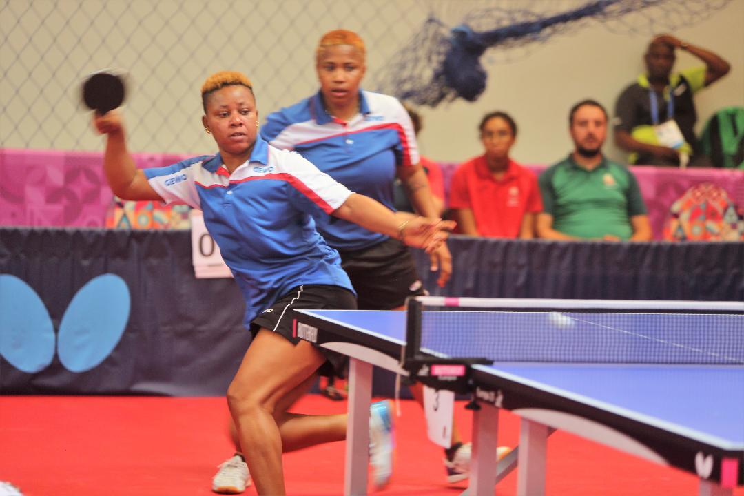 ITTF Western Africa Challenge