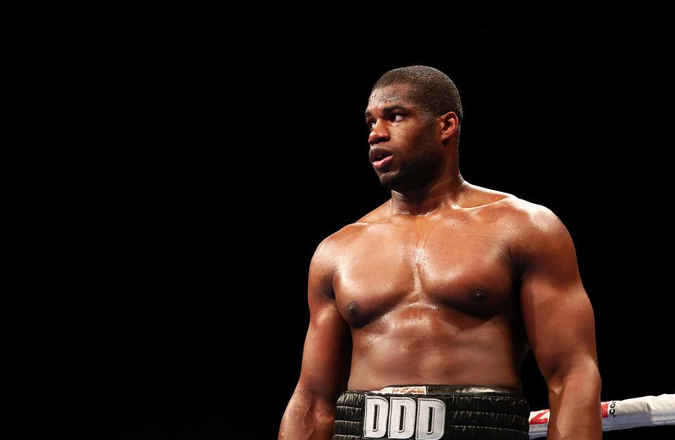 daniel - Dubois issues warning to Joshua, Fury