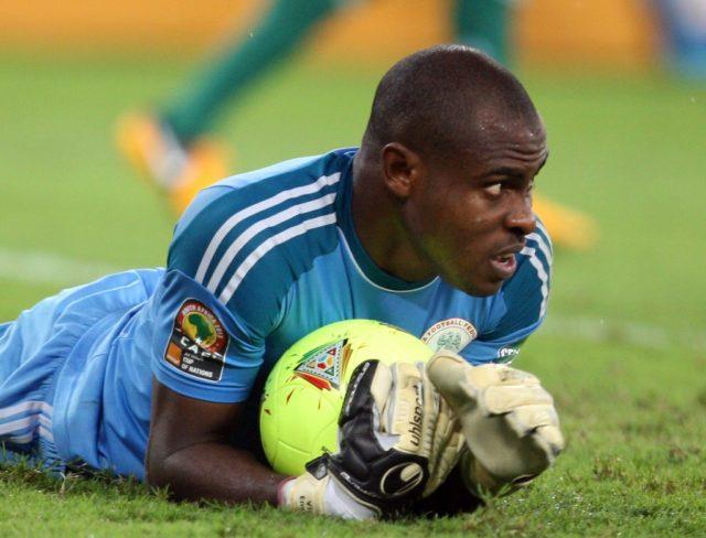 enyeama1 - Eagles Return: The ball is in your court, Agu tells Enyeama