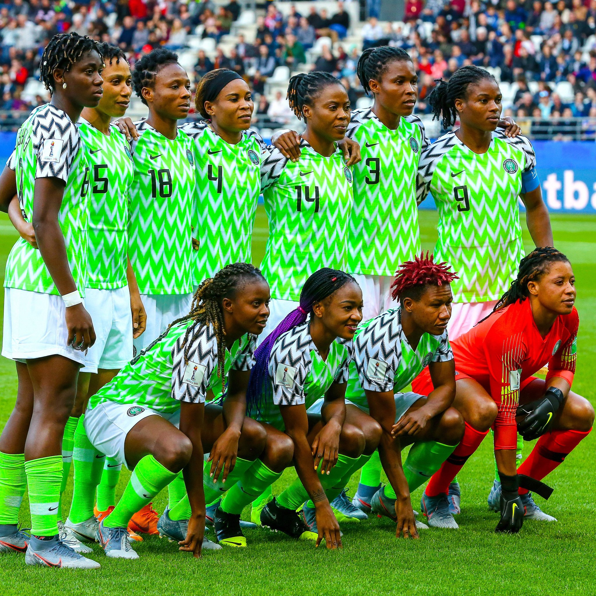 falcons pip algeria - FIFA KNOCKS FALCONS OVER POOR SHOWING IN FRANCE