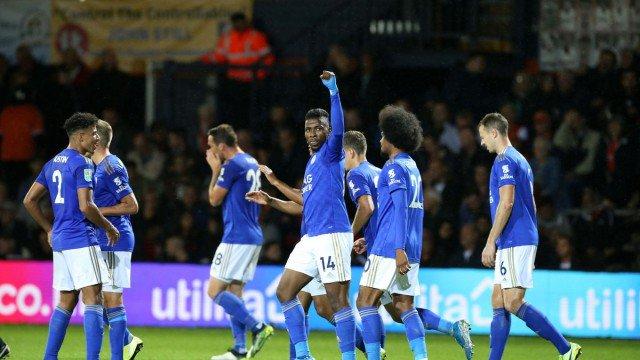 iheanacho - Carabao Cup: Iheanacho showed hunger against Luton–Leicester Coach