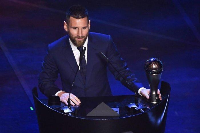 messi2 - FIFA Best Award: Messi, Samuel Eto agree on Sadio Mane