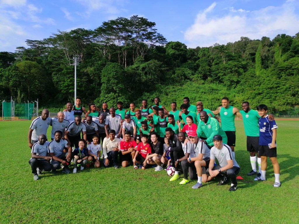 eagles in singapore - DStv, GOtv to show Brazil, Eagles game