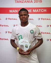 Akinwunmi Amoo - EPL, La liga, Bundesliga clubs jostle for Nigeria wonder kid