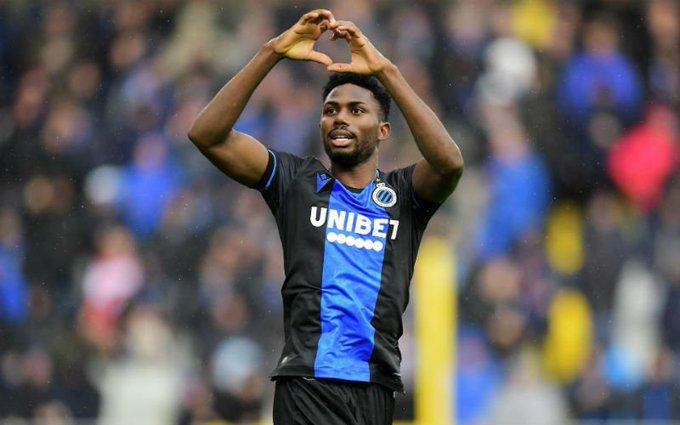 Emmanuel Dennis - Club Brugge wants 30m Euros for Dennis Emmanuel