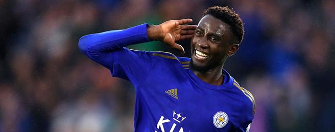 Ndidi Image - Premier League celebrates Ndidi three year stint with Leicester City