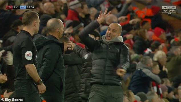 Pep Guardiola escapes FA axe