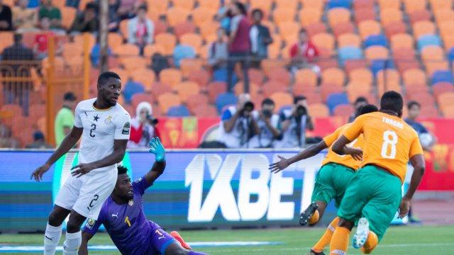 ivory coast versus ghana 2 - U-23 Nations Cup: Hard fighting Black Meteors miss final