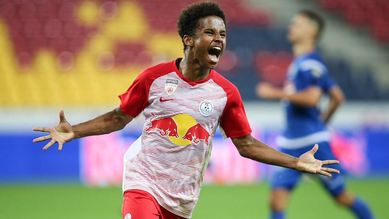 karim adeyemi - Arsenal, Liverpool eye Adeyemi as Redbull Rejects Barca bid