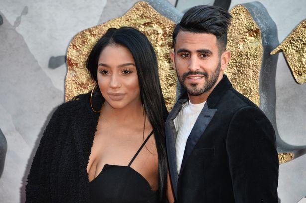 mahrez - Man City star dumps wife for Reality star Dawn Ward's daughter