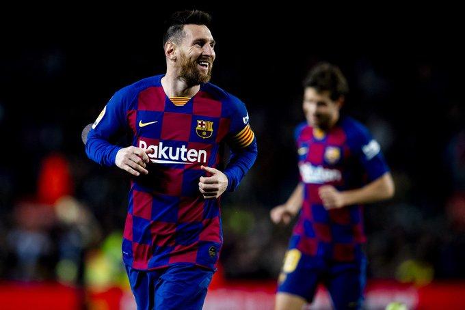 Messi not leaving Barcelona