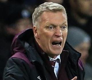 moyes - Moyes set for £2m bonus if he saves West Ham from relegation