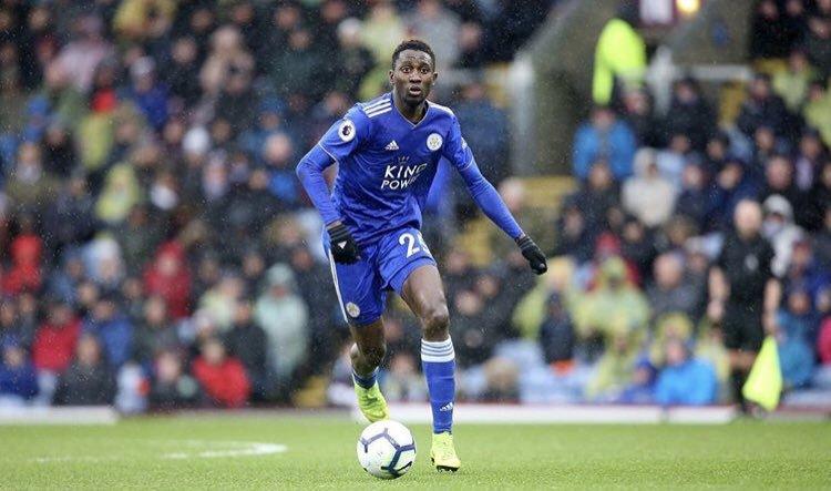 ndidi4 - Premier League celebrates Ndidi three year stint with Leicester City