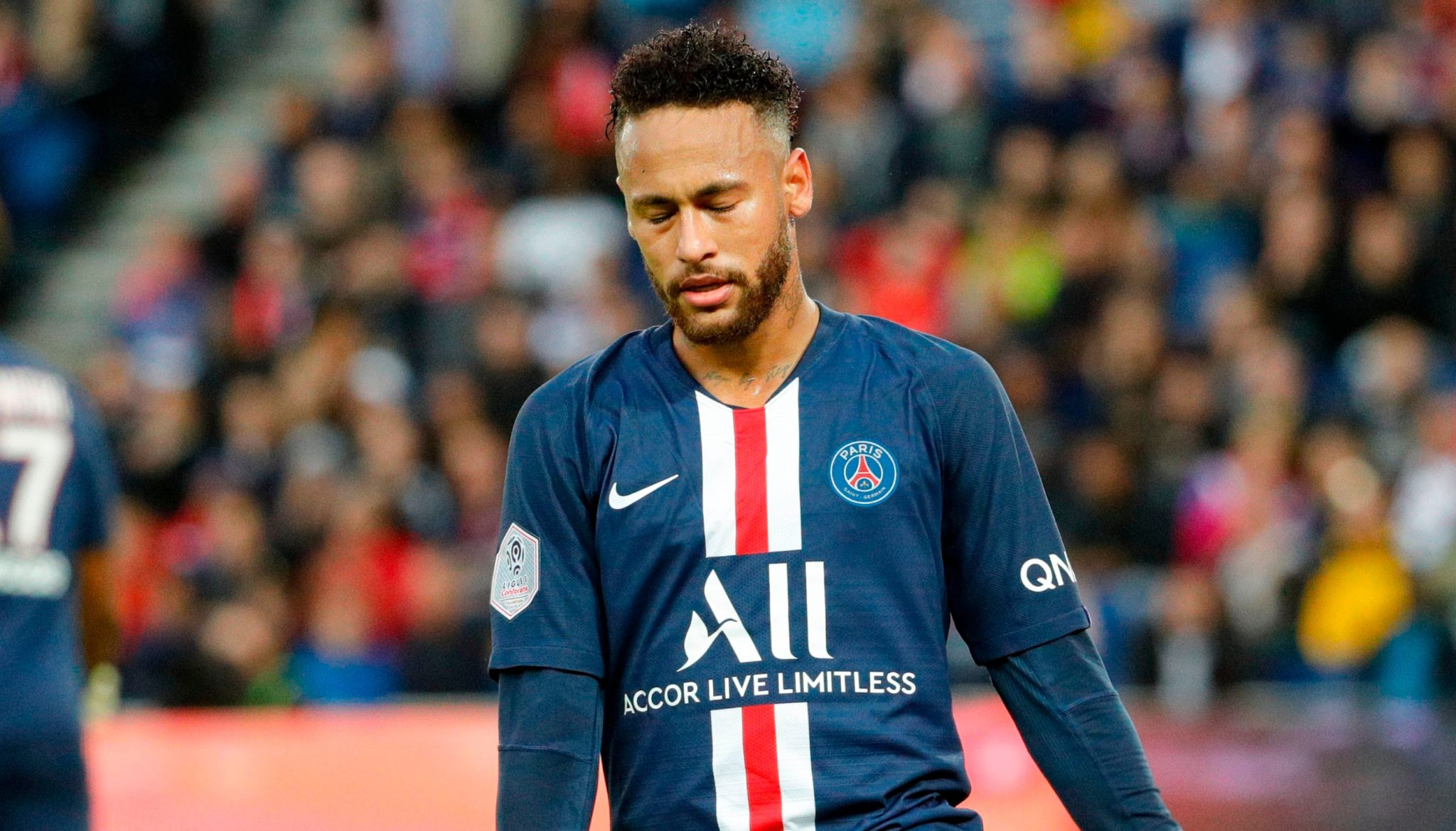 neymar2 - Neymar 'preparing legal battle' to quit PSG