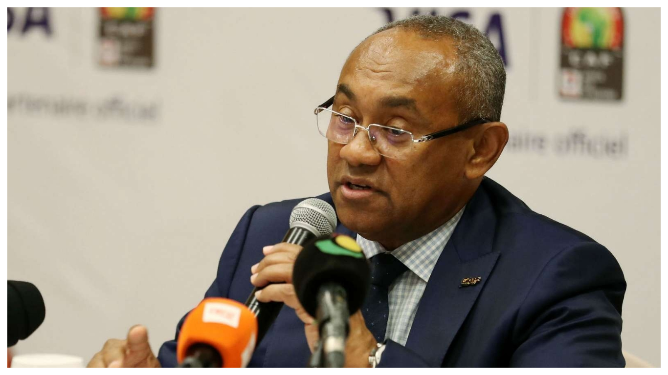 Ahmad Ahmad - Tension as CAF set to move AFCON 2021 kick-off date