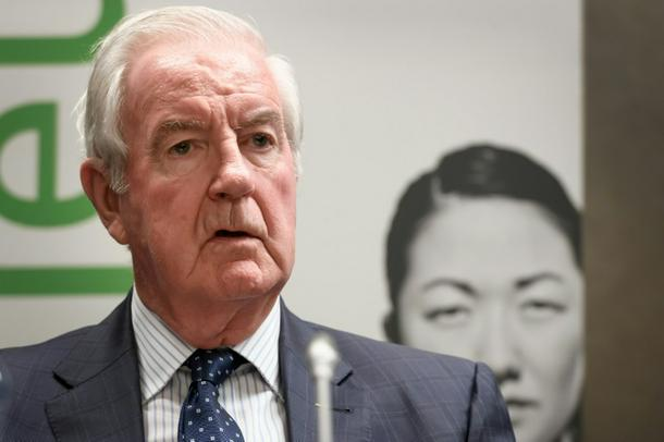 Outgoing WADA President Craig Reedie says the Russian doping crisis is the biggest challenge he has faced in his six years at the helm of the anti doping agency - WADA ready to wipe out drug cheats, chief says