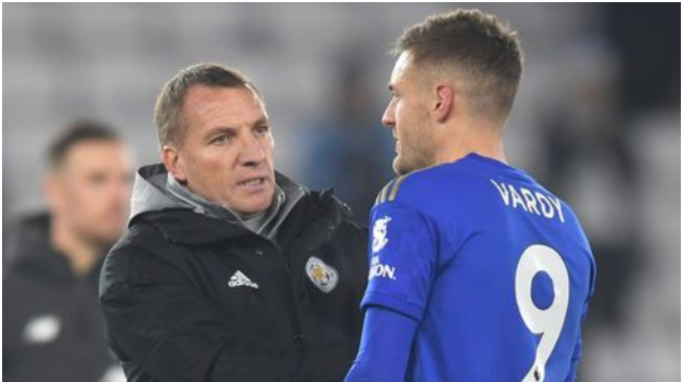 Rodgers coll - 'Nobody will leave Leicester City – Rodgers