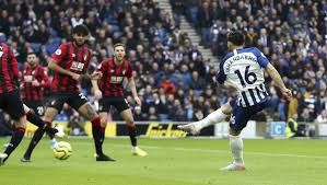 action from albion - Solanke impressive for Bournemouth despite defeat