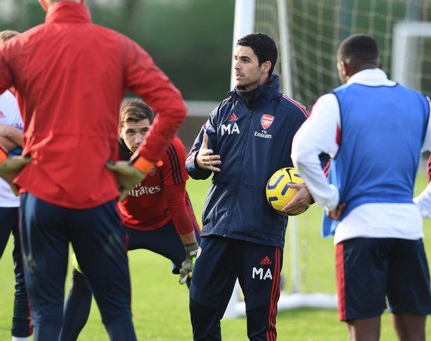 arteta3 - Arsenal fighting to keep backroom staff from Liverpool