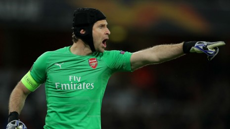 cech while with Arsenal - Petr Cech edging closer to Pro Ice Hockey Career.