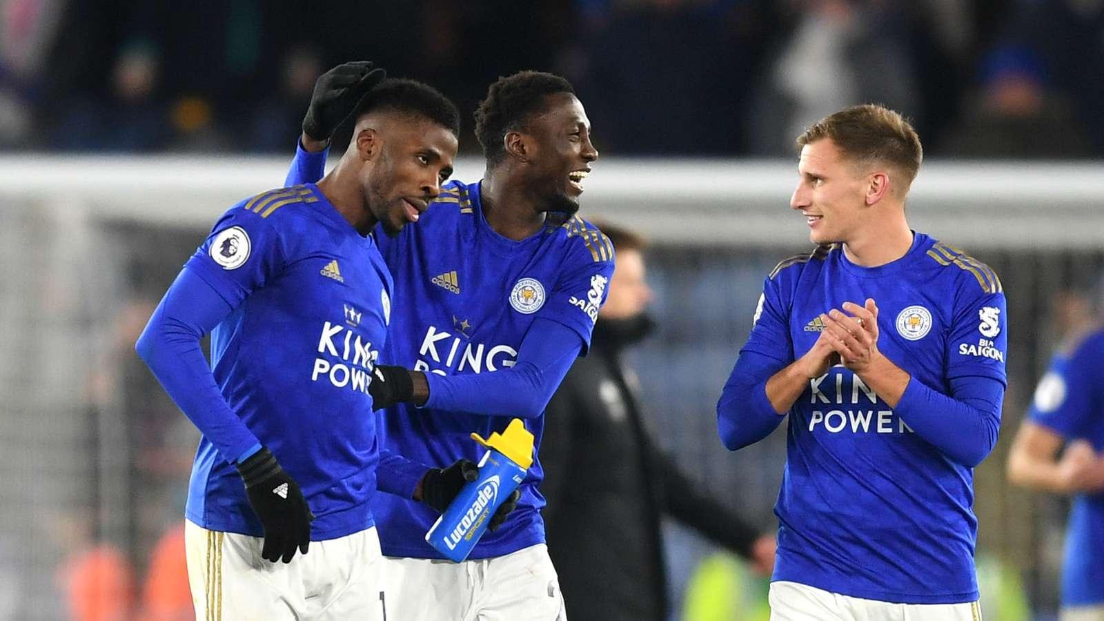 iheanacho leicester 2019 1ae6ld874z1341c560ycn96gy2 - EPL: Iheanacho's goal helps Leicester beat West Ham United
