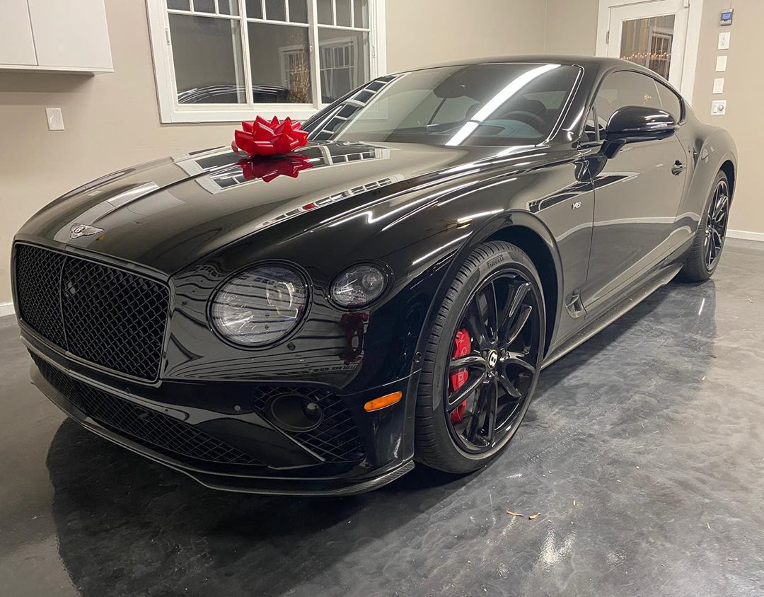 mayweather 1 1 - Mayweather Acquires 2020 Bentley Continental, Rolls Royce  for Xmas