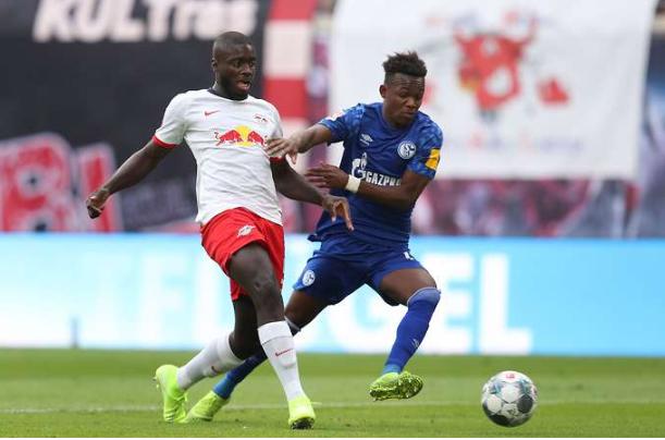 uuu - Arsenal eye RB Leipzig's Upamecano as Arteta's first signing