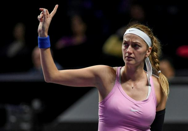 A Czech court raises to the prison term from eight to 11 years for a man who launched a knife attack against tennis star Petra Kvitova - Czech court ups sentence for Kvitova knife attacker