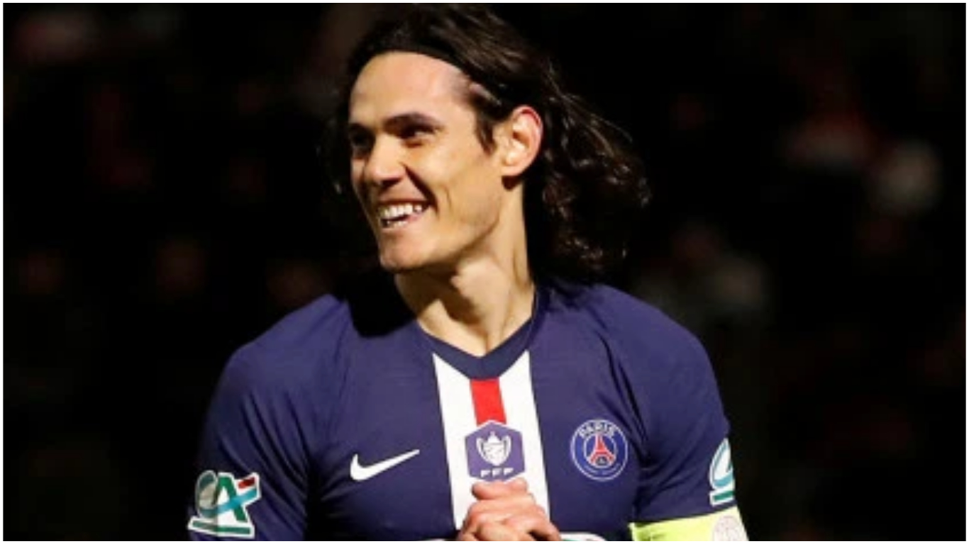 Edinson Cavani may not leave PSG this summer
