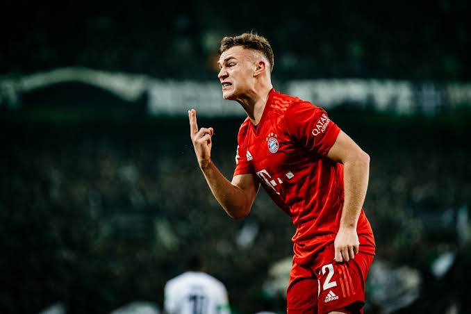 Kimmich - Barca interested in Bayern Munich's defender