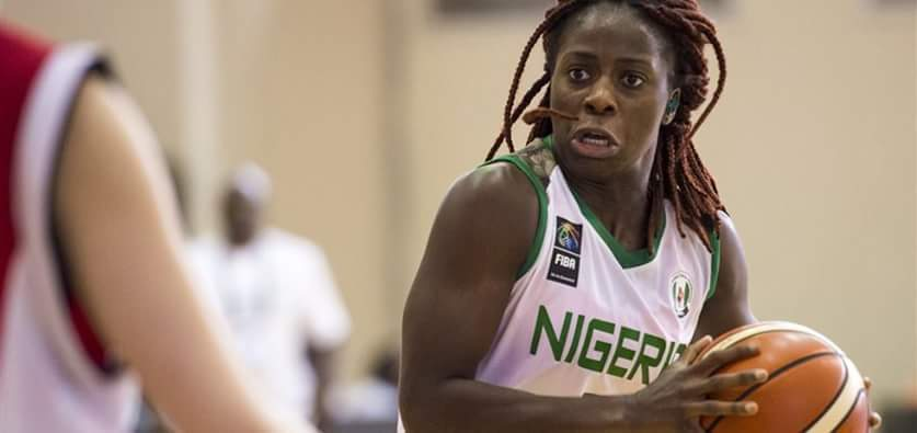 SARAH EDITH OGOKE - Ogoke-Ejiogu denies retirement from D'Tigress