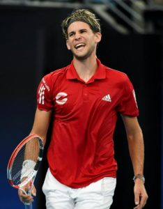 The ATP Cup proved a mixed bag for Dominic Thiem 234x300 - ATP Cup: Hurkacz downs world number four Thiem