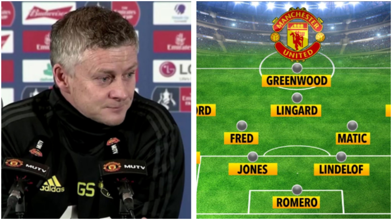 Untitled collage 29 - Here's how Man Utd could line-up for FA Cup tie