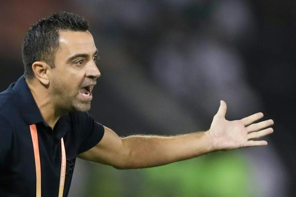 Xavi led Al Sadd to a victory and a narrow defeat at the Club World Cup in Doha in December - Xavi furious with Abidal after denying Barcelona offer