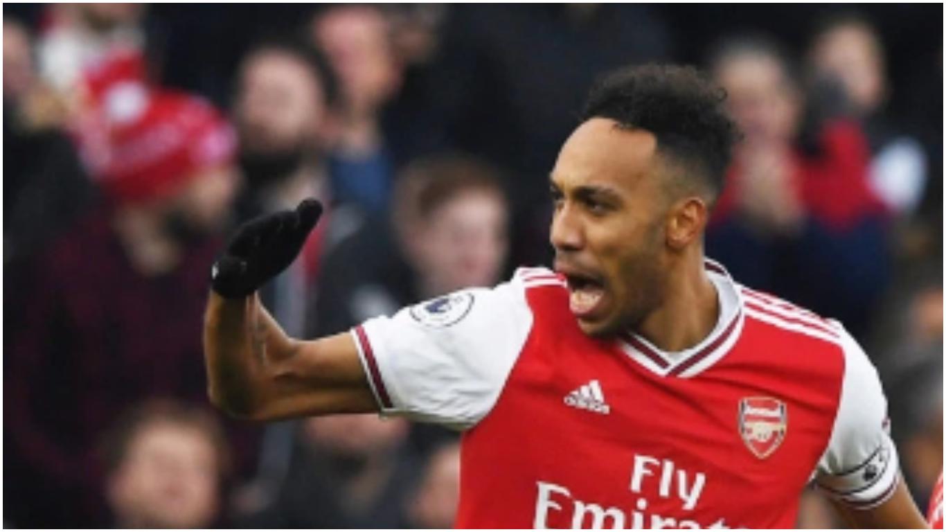 auba coll 1 - Aubameyang insists he 'loves' Arsenal, lauds new boss Arteta