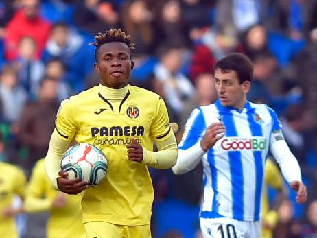 ch - Chukwueze shines in Villarreal's comeback win over Sociedad