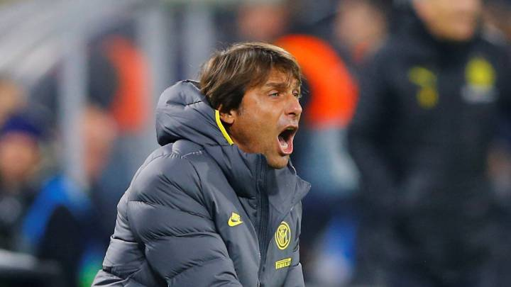 Antonio Conte assures Inter are still in the Scudetto race