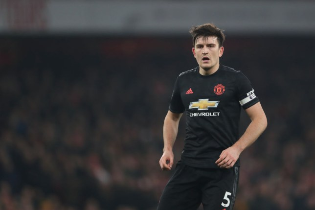 harry - Man Utd made a mistake spending £80m on Maguire – Paul Parker