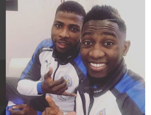 iheanacho ndidi - Iheanacho Needed The Opportunity To Deliver for Leicester – Ndidi