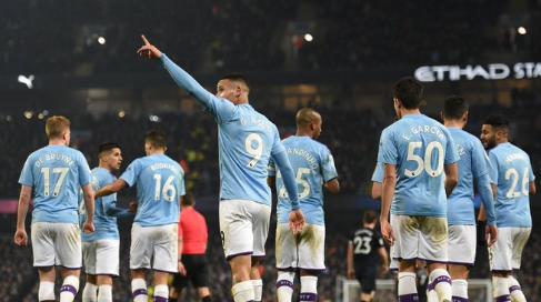 jes - EPL: Jesus extends Everton's mastery in Man City win