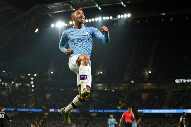 jesus1 - EPL: Jesus extends Everton's mastery in Man City win
