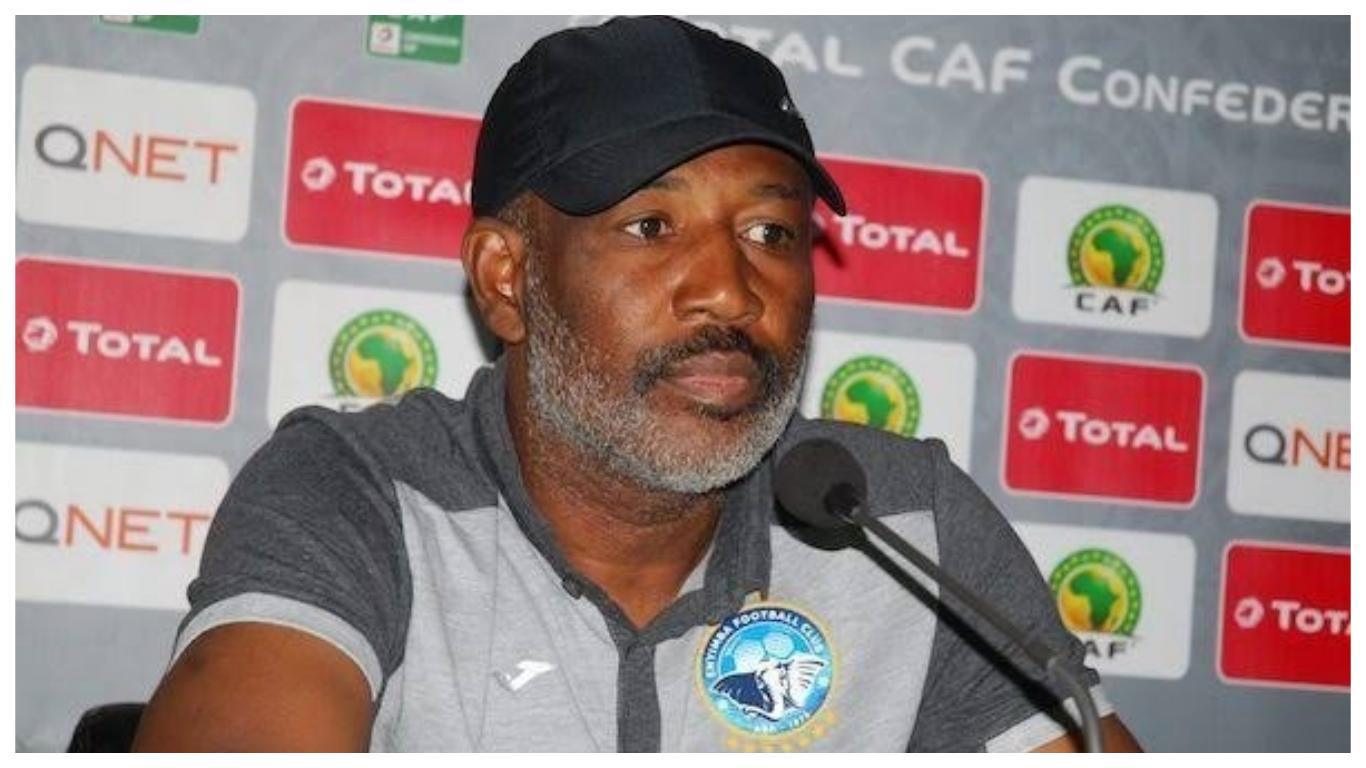 usman coll - Enyimba FC axe Usman Abd'allah as Technical Adviser