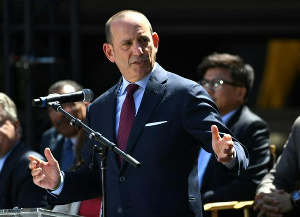 MLS commissioner Garber called the leagues new agreement with its players union a new era of partnership with players - MLS agrees five-year deal with players union