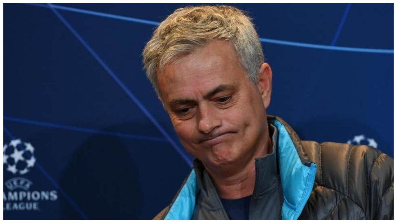 jose coll - Mourinho opens up on Tottenham Champions League squad decisions
