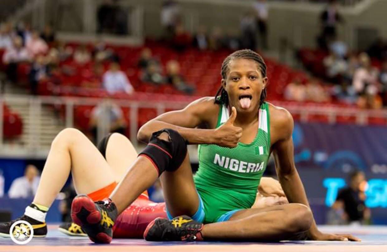2020 Olympics: I'm not under pressure, says Adekuoroye