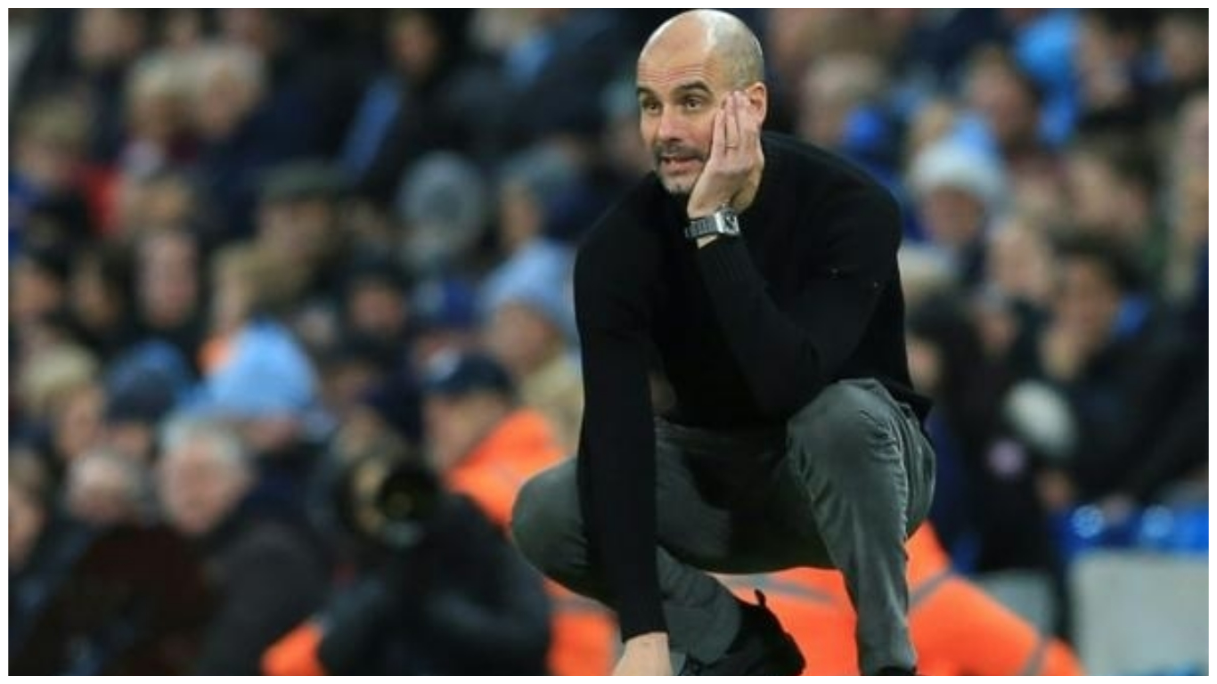pep coll 7 - Guardiola's future in doubt after Man City hit with UEFA ban