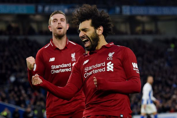 Gary Neville doubt Mohamed Salah is at Liverpool for the long haul
