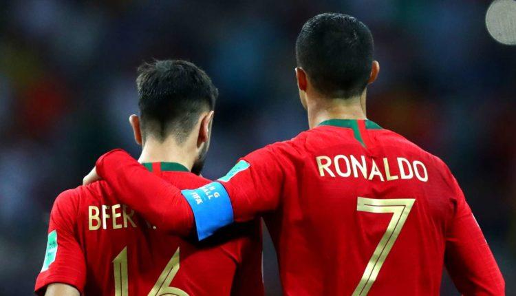 fernandes and Ronaldo