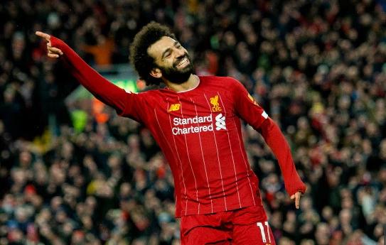 Salah returns to training after testing negative for Coronavirus